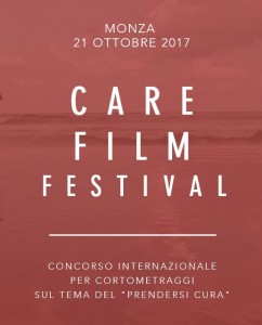 "Il logo del ""Care Film Festival""."
